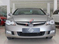HCM: Honda Civic 2.0 AT 2009, màu xám, giá chỉ 370 triệu