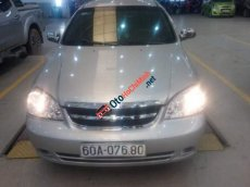 Cần bán xe Chevrolet Lacetti năm 2013, màu bạc, xe nhập, giá tốt