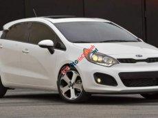 Bán Kia Rio đời 2014, màu trắng, nhập khẩu số tự động giá cạnh tranh