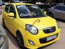 Bán xe cũ Kia Morning đời 2011, màu vàng
