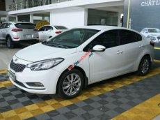 Cần bán xe Kia K3 1.6MT sản xuất 2016, màu trắng