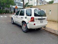 Cần bán lại xe Ford Escape AT sản xuất 2002, màu trắng, xe nhập