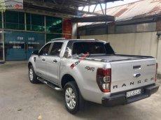 Cần bán gấp Ford Ranger Wildtrak 3.2L 4x4 AT năm 2015, màu bạc