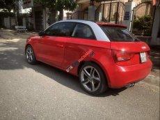 Bán xe Audi A1 AT sản xuất năm 2011, màu đỏ, xe nhập