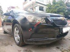 Bán Chevrolet Cruze LS 1.6MT đời 2011, màu đen, xe nhập