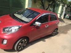 Cần bán Kia Morning 1.0MT sản xuất 2016, màu đỏ, 255 triệu