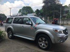 Bán Ford Everest Limited năm 2011, màu bạc