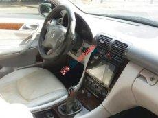 Gia đình bán Mercedes C200 đời 2001, màu bạc, xe nhập