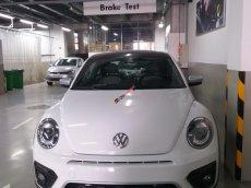 Bán xe Volkswagen Beetle 2018, màu trắng, nhập khẩu