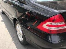 Xe Mercedes 2005, màu đen, nhập khẩu nguyên chiếc