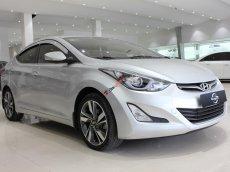 Bán ô tô Hyundai Elantra 1.5 sản xuất 2015, màu bạc, nhập khẩu nguyên chiếc