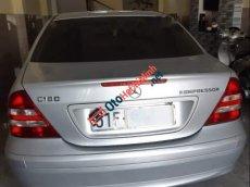 Bán Mercedes C180 đời 2007, màu bạc, nhập khẩu nguyên chiếc, odo: 110000km, số tự động, 8L/100km