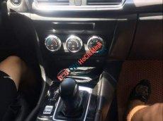 Bán Mazda 3 AT năm 2017, màu đỏ, có trầy xước và dặm nhẹ lại rồi