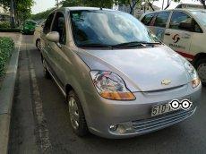 Cần bán Chevrolet Spark Van đời 2014, màu bạc, 2 ghế
