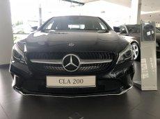 Xe Mercedes CLA200 cũ 2017, đi 30km, chính hãng nhập khẩu