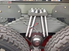 Bán xe tải nặng Howo 2019, 3 chân, thùng 14 khối 16 tấn