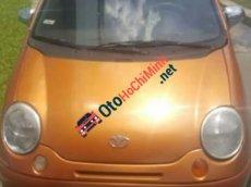 Cần bán xe Daewoo Matiz MT đời 2003, màu nâu