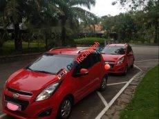 Bán xe Chevrolet Spark LTZ đời 2015, màu đỏ, xe gia đình