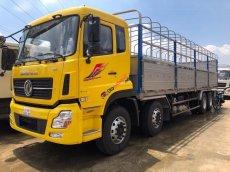 Bán xe tải 4 chân, Dongfen Hoàng Huy ga cơ 2017, giá tốt cạnh tranh thị trường