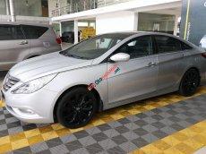 Bán ô tô Hyundai Sonata 2.0AT đời 2012, màu bạc, nhập khẩu nguyên chiếc