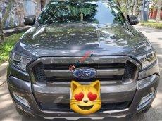 Bán xe Ford Ranger Wildtrak 3.2L đời 2018, màu xám (ghi), nhập khẩu, 800 triệu