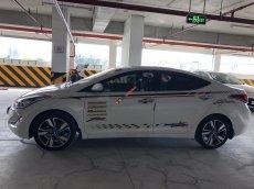 Bán ô tô Hyundai Elantra 1.8 AT đời 2014, màu trắng, nhập khẩu Hàn Quốc