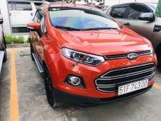 Cần bán Ford EcoSport 1.5 L Titanium sản xuất 2016, màu cam, 525 triệu