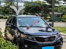 Cần bán xe Kia Sorento 2012, số tự động màu xanh Limited