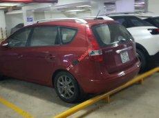 Bán Hyundai i30 CW đời 2011, màu đỏ, xe nhập, giá 430tr