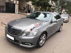 Gia đình cần bán E250, sản xuất 2010, số tự động, máy xăng, màu xám