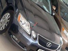 Cần bán Lexus GS300 3.0 sản xuất 2006, màu xám (ghi), nhập khẩu