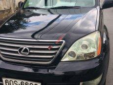Bán xe Lexus GX470 đời 2007, màu đen, nhập khẩu, 920 triệu