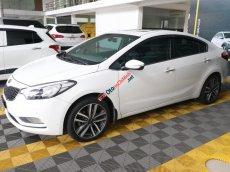 Bán Kia K3 2.0AT đời 2015, màu trắng giá cạnh tranh