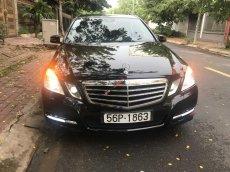 Bán ô tô Mercedes-Benz E250 class đăng ký lần đầu 2010, màu đen xe nhập giá chỉ 670 triệu đồng
