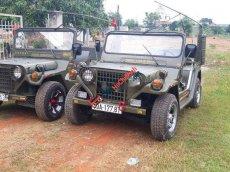 Chính chủ bán Jeep A2 đời 1990, màu xanh lục, xe nhập, máy Toyota giấy tờ hợp lệ