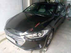 Bán Hyundai Elantra 1.6 AT sản xuất năm 2017, màu đen
