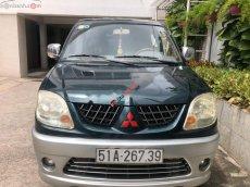 Cần bán lại xe Mitsubishi Jolie SS đời 2004, màu xanh lam