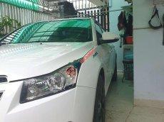 Bán Chevrolet Cruze LTZ đời 2015, màu trắng, xe gia đình, 398tr