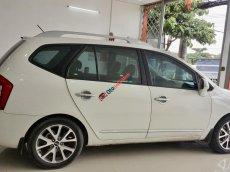 Hãng bán Kia Carens S 2014, màu trắng, đúng chất, giá TL, hỗ trợ góp