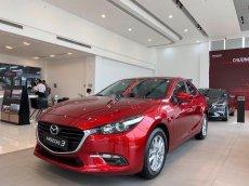 Bán Mazda 3 1.5 2018, màu đỏ, giá tốt