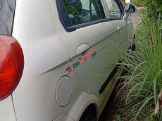 Bán Chevrolet Spark Van năm 2013, màu trắng, nhập khẩu, số sàn