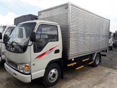 Xe tải Jac 2 tấn 4 thùng kín đời 2019