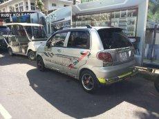Bán Daewoo Matiz SE đời 2005, màu bạc, xe nhập