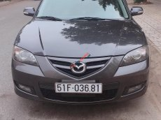 Cần bán xe Mazda 3 năm sản xuất 2009, màu đen, nhập khẩu