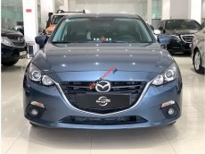 Bán Mazda 3 1.5 sx 2016, màu xanh, trả trước chỉ từ 168 triệu. LH 0985.190491(Ngọc)