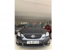 Cần bán Lexus GS300 3.0 AT 2006, màu xám, nhập khẩu, liên hệ 0985.190491(Ngọc)