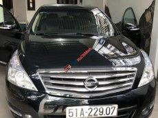 Bán ô tô Nissan Teana 2.0AT năm sản xuất 2010, màu đen, xe nhập, giá chỉ 450 triệu