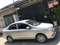 Bán Chevrolet Aveo 2018, số sàn, bạc xe đi kỹ. Xe đi 23 000 km