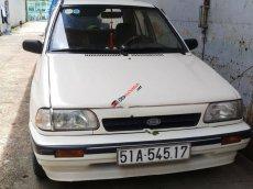 Cần bán gấp Kia Pride CD5 2002, màu trắng chính chủ, giá chỉ 115 triệu
