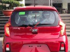 Bán xe Kia Morning EX năm sản xuất 2019, màu đỏ, 299tr